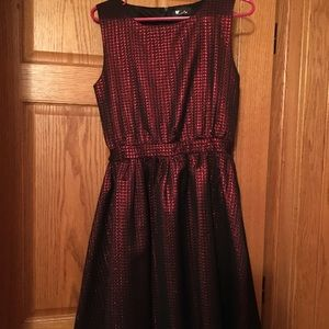 Sparkly holiday dress
